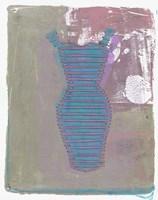 Wardrobe Pink And Blue Fine-Art Print