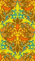 Orange & Yellow (Pattern) Fine-Art Print