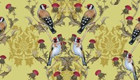 Goldfinches (Pattern) Fine-Art Print