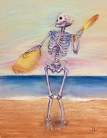 Skelly Dancer No. 10 Fine-Art Print