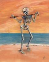 Skelly Dancer No. 11 Fine-Art Print