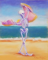 Skelly Dancer III Fine-Art Print