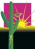 Cactus Wren Fine-Art Print