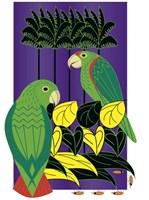 Parrots Fine-Art Print