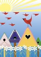 Birdie Freeway Fine-Art Print