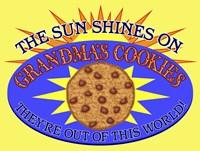 Grandma's Cookies Fine-Art Print