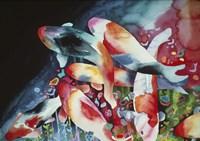 Cosmic Fish Fine-Art Print