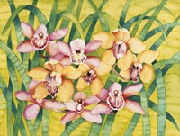 Winter Orchids Fine-Art Print