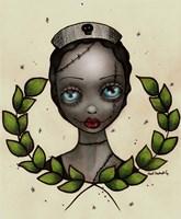 Zombie Nurse Fine-Art Print