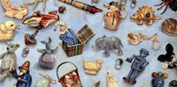 Scattered Toys Fine-Art Print
