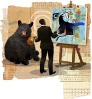 Bull Spin Fine-Art Print