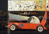 Car 21 Fine-Art Print