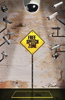 Speech Zone Fine-Art Print