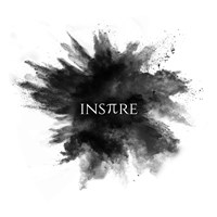 Inspire Powder Explosion Black Fine-Art Print