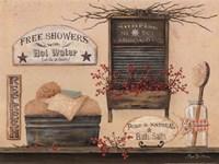 Free Showers Fine-Art Print
