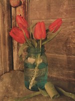 Country Tulips Fine-Art Print