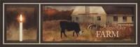 God Bless Our Farm Fine-Art Print