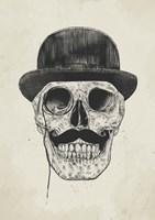 Gentlemen Never Die Fine-Art Print