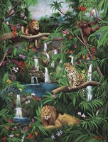 Freedom In The Jungle Fine-Art Print