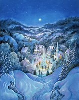 The Road To Christmas Fine-Art Print