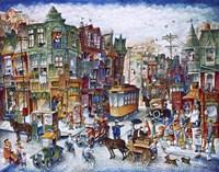 St. Lawrence Blvd (Montreal) Fine-Art Print