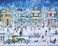 Wintertime Fine-Art Print