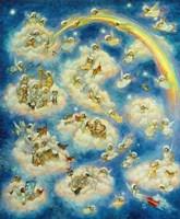 Heavenly Days Fine-Art Print