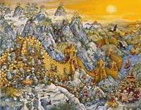China Wall Fine-Art Print