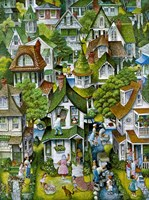 Suburban Fine-Art Print