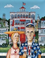 Cape May Gothic Fine-Art Print