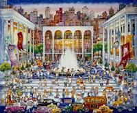 Lincoln Center Fine-Art Print