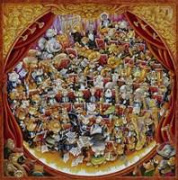 Animal Orchestra Fine-Art Print