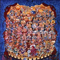 Concertanti Furioso Fine-Art Print