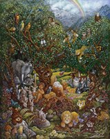Adam & Eve Fine-Art Print