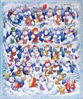 Snowfolks Fine-Art Print