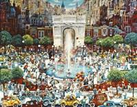 Washington Square Fine-Art Print