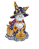 Witch Cat Fine-Art Print