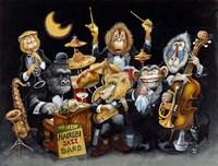 The New Nairobi Jazz Band Fine-Art Print