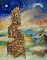 Tower Of Babel 2 Fine-Art Print