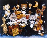 Jazz Sophisticats Fine-Art Print