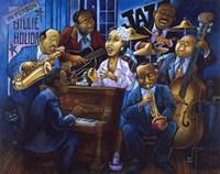 When Billie Sang The Blues Fine-Art Print