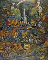 Rainforest Fine-Art Print