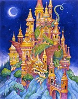 The Dragons Castle Fine-Art Print