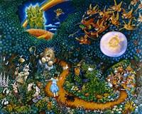 The Land Of Oz Fine-Art Print