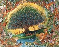 The Tree Of Knowledge (Eden) Fine-Art Print
