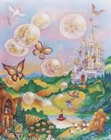 The Bubble Fairies Fine-Art Print