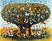 Noah And The Birds Fine-Art Print