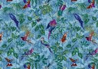 Aviary Blue Fine-Art Print