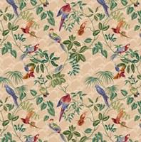 Aviary Small Scroll Neutral Fine-Art Print