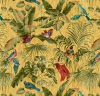 Jungle Canopy Amber Fine-Art Print